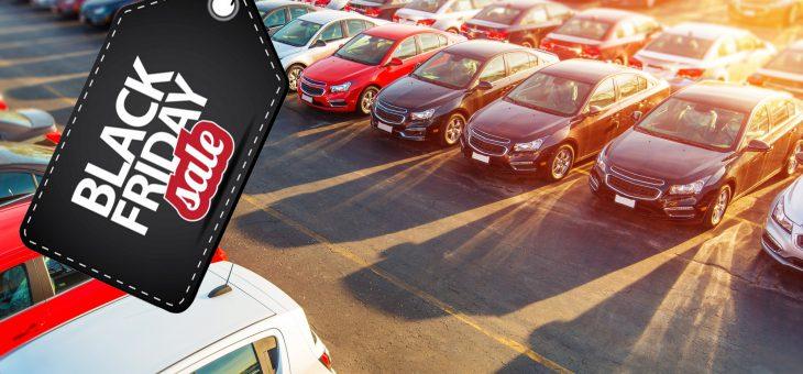 Como criar uma estratégia incrível de Black Friday para sua loja de veículos