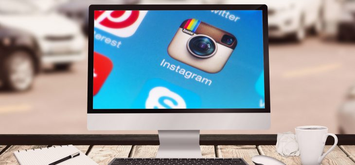 Faça estratégia de marketing no Instagram para sua loja de veículos